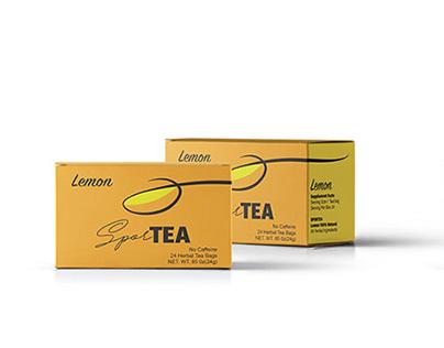 Team Tea Packaging