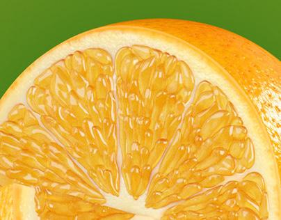 CGI Orange