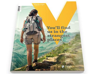 Vetscript Magazine – Print and digital