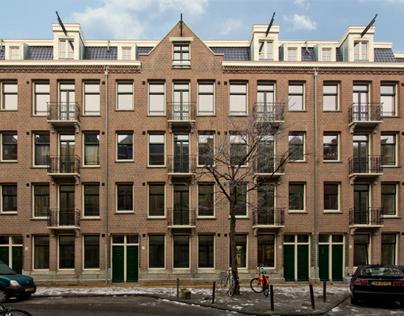 Social Housing Amsterdam East