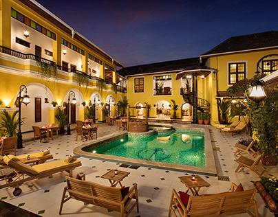 Forte Kochi Hotel Shoot