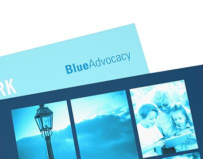 Blue Cross Blue Shield - Blue Advocacy Campaign