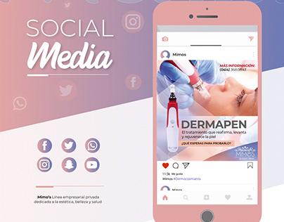 Social Media | Salud