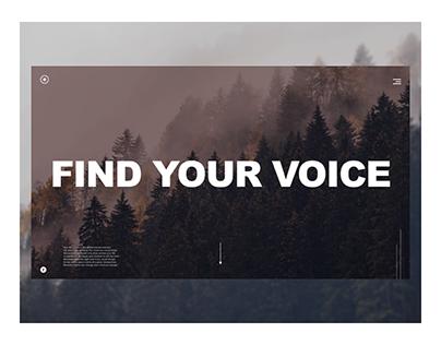 02_Website | Concept
