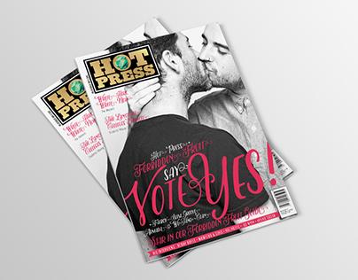 Hot Press Magazine Covers