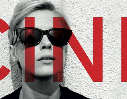 CINEASTE – Magazine Re-design