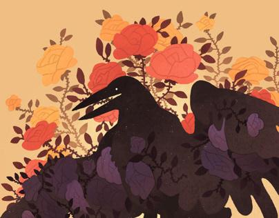 Kala the ravenbird