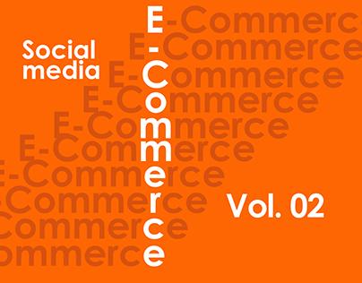 E-commerce social media VOL.2