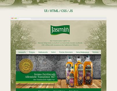 Jasmin Web Page