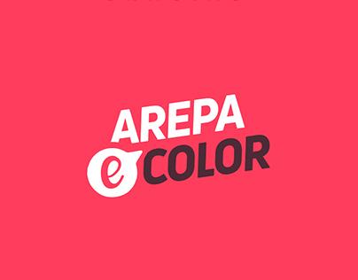 Arepa e' Color - Identidad Visual