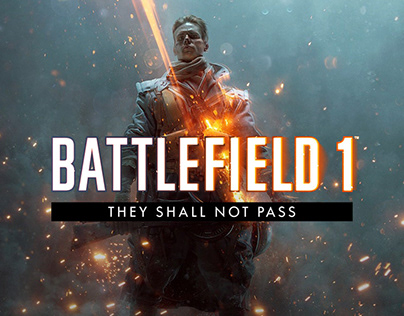 Battlefield 1: They Shall Not Pass - UI