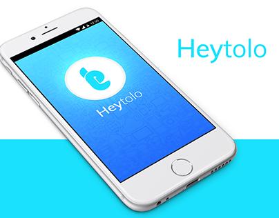 Heytolo - Staff Stories App