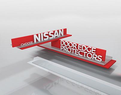 Nissan Product - Door Edge Protector