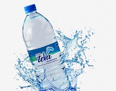 Agua Teva - Branding