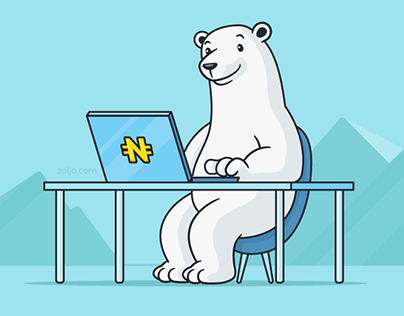 Crypto Polar Bear