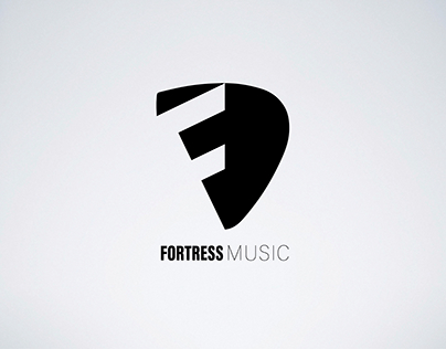 Fortress Music Logo - Competition Entry