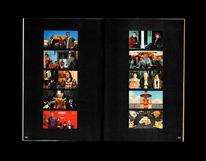 WES WORLD - Magazine