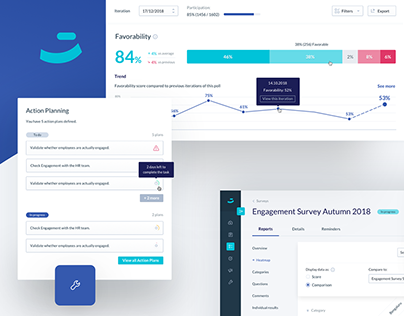 Hyphen - Real time team management analytics platform