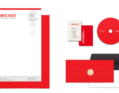 "Corporate Design for ""Business Assist"""