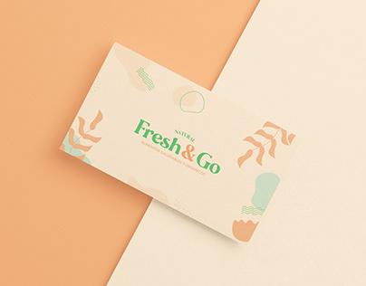 Fresh & Go - Branding