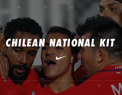 Chilean National Kit