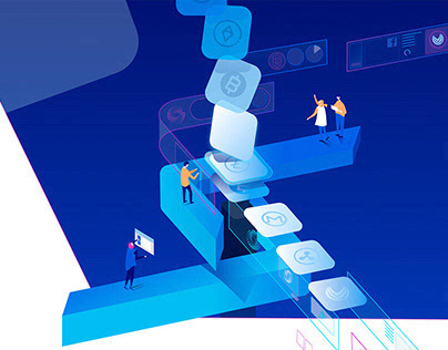 Phenics.io | Web and UI/UX design | Cryptocurrency