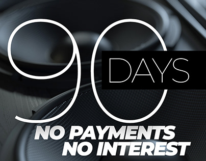 Stereo Warehouse - 90 Days Offer
