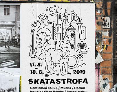 Music festival Skatastrofa