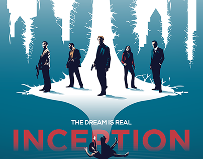 INCEPTION Poster Art