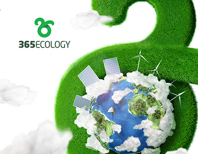 365 Ecology Branding