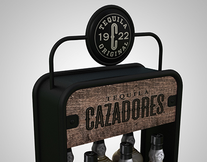 Elements for Tequila Cazadores