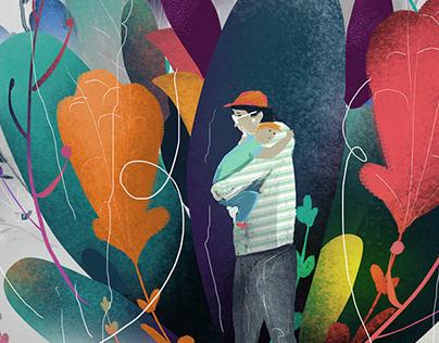 Calender Illustration - Human Values