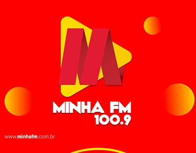 Mídia Kit Minha FM