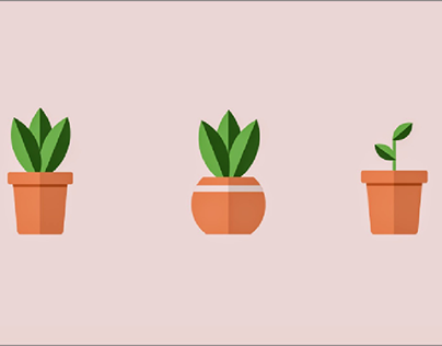 Planters Digital art
