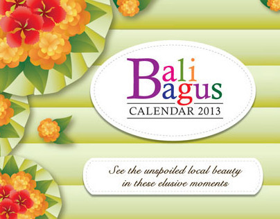 Bali Bagus Calendar