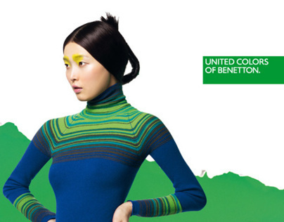 United Colors of Benetton F/W 2012 Backstage