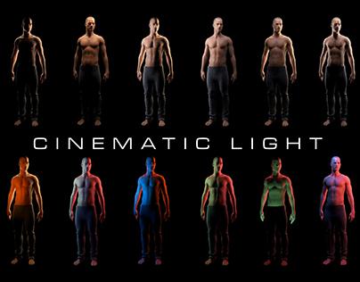 v-ray cinematic light