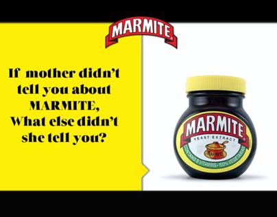 Marmite Integrated Campaign