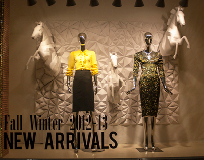 Itamoda Boutique Window