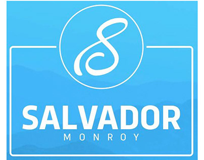 Logo Comercial Para Salvador Monroy Rodriguez (Claro)