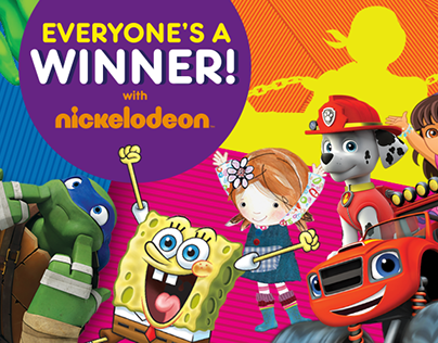 Everyone's a Winner with Nickelodeon