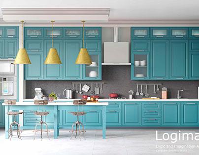 Interior Design. Kitchens