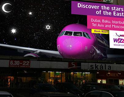 WizzAir Stars