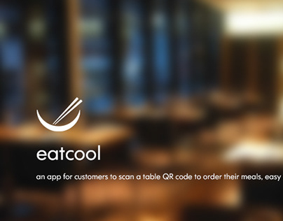 eatcool project (logo, app & website)