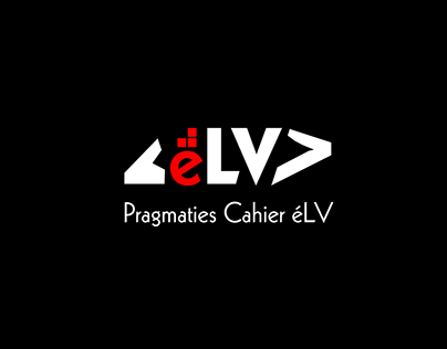 Logo & service for Pragmaties/Cahier éLV