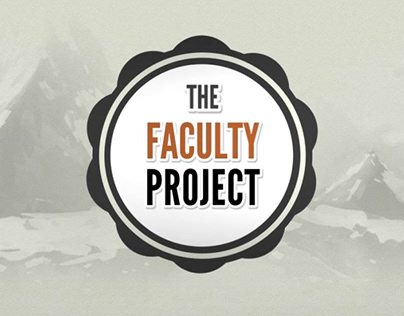 The Faculty Project