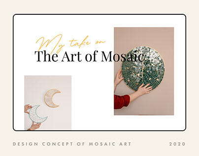 Website of Mosaic