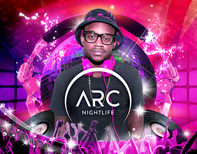 Arc Nightlife – Marketing Collateral