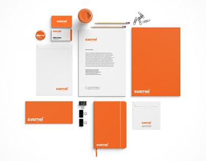 SYSMEL - Rebranding & Brand Guidelines