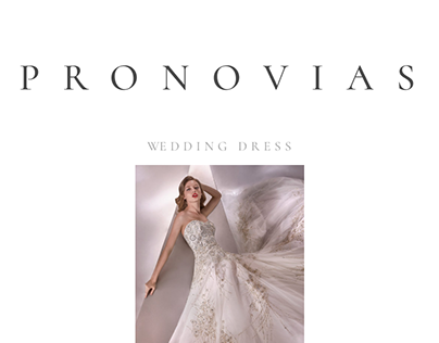 Pronovias - Wedding dress shop